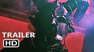 KRAMPUS ORIGINS Official Trailer (2018) Horror Movie