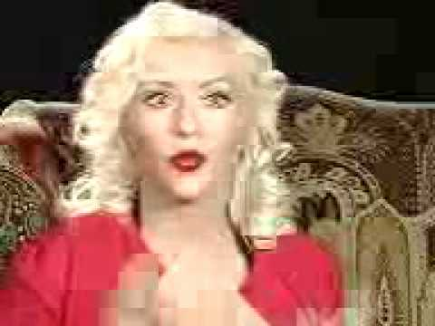 Christina Aguilera Talking About Back To Basics Album