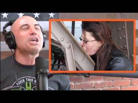 Joe Rogan - Woman Marries The Eiffel Tower!?