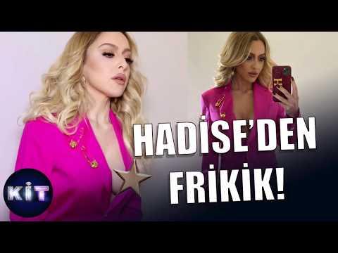 Hadise Olay Frikik