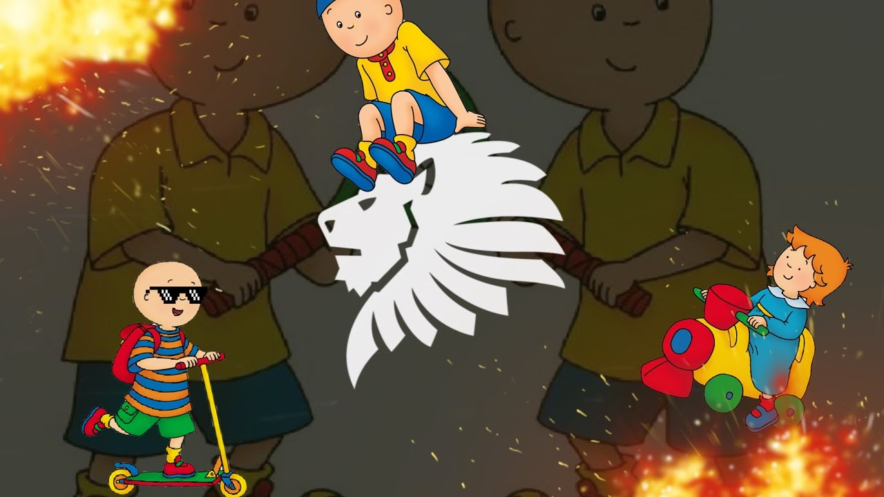 Caillou Theme Song Trap Remix (Bass Boosted)