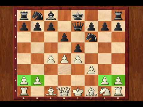 Chess Lesson: The English Opening