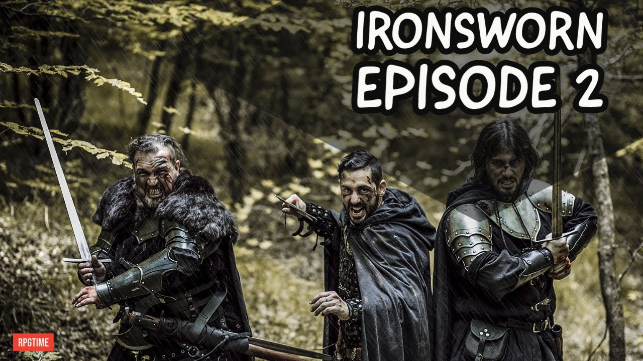 Ironsworn part 2