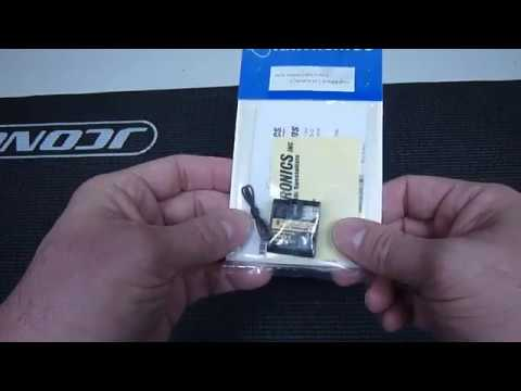 Binding Mt4 To Airtronics Fhss 2 Reciever Youtube
