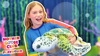 Tommy Turtle + More | Mother Goose Club Playhouse Songs & Rhymes