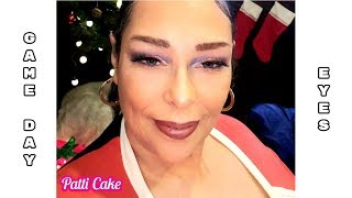 HOW TO MAKE EYES PLAYOFF GAME DAY READY Patti Cake
