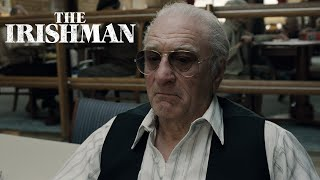 The Irishman | Spanning 50 years with Makeup and Hair | Netflix