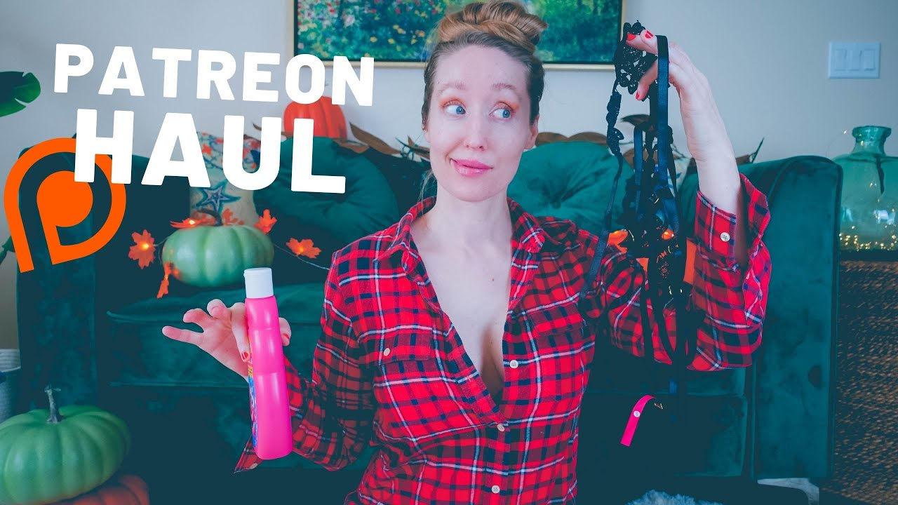 Patreon Haul | ROSE KELLY LIFESTYLE |