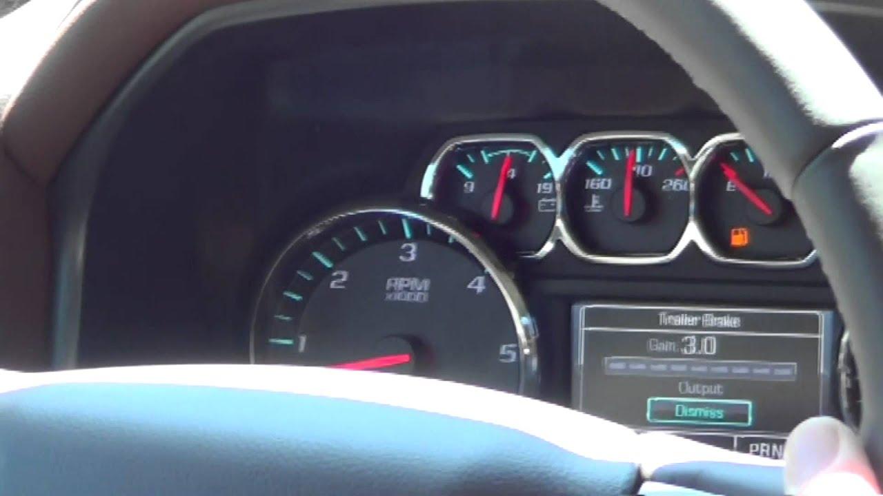 2014 chevy silverado electronic trailer brake controller [ 1280 x 720 Pixel ]