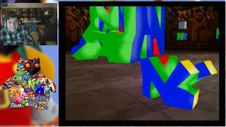 Donkey Kong 64 but everyone is the N64 logo(2500 Subscriber special!)