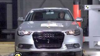 Audi A6 (2012) CRASH TEST
