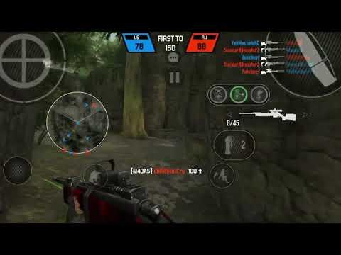 [Bullet Force] Sniping w/ YetiMacheteHD