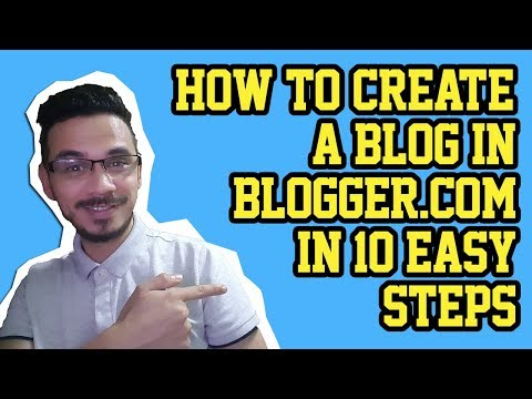 How To Create A Blog for Beginners In...