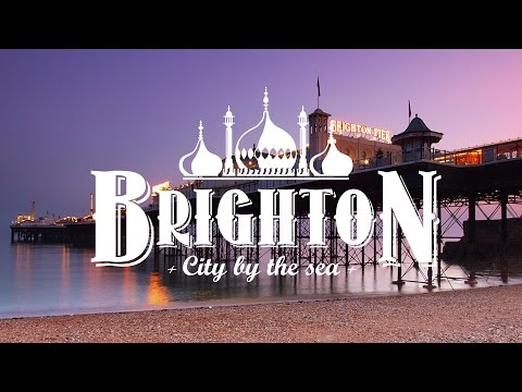 VLOG - Travelling to Brighton - City By The Sea
