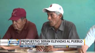 Instaladas mesas de trabajo por patriotas del Municipio Libertador