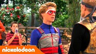 Henry Danger | Henry derrota a Drex | España | Nickelodeon en Español