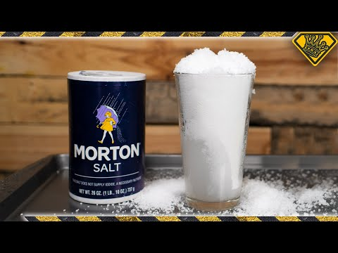Can Salt Turn Into Snow? (DEBUNKING 5-Min Crafts)