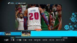 How To Create Movies w/The PlayStation 4 Share Factory (NBA 2K14 Highlights) Update 1.70