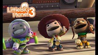 LittleBIGPlanet 3 - Toy Story: Watchin TV [Playstation 4]