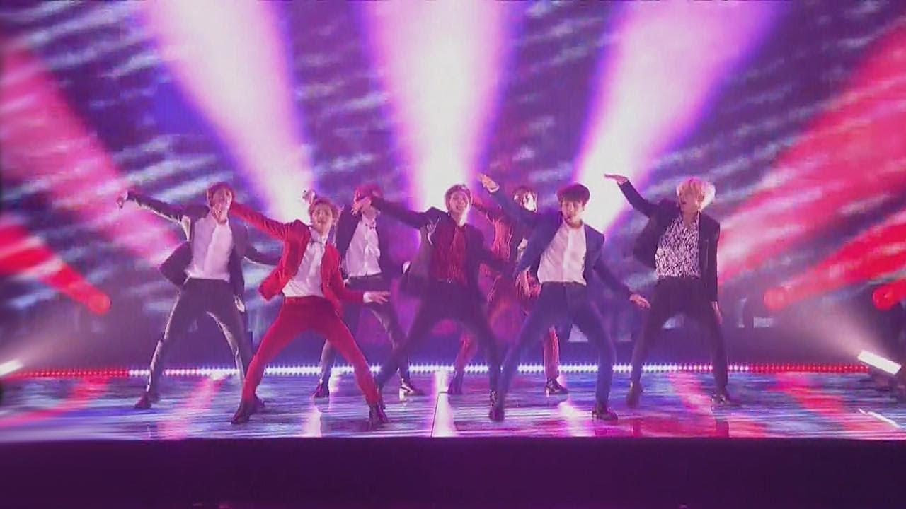 Watch Bts Slay Their Performance Of Idol On Agt
