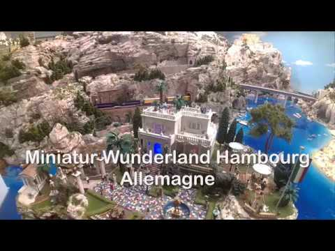 Miniatur Wunderland, top 1 on TripAdvisor in Hamburg