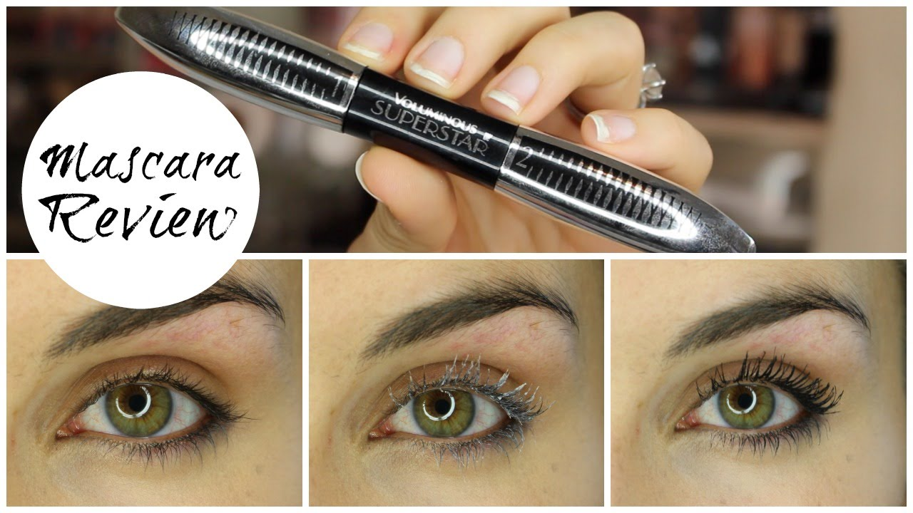 superstar mascara loreal