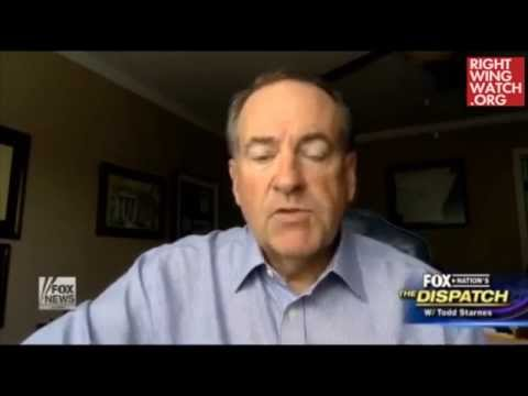 RWW News: Huckabee: Resist Gay Marriage Like Dred Scott, Use Civil Disobedience