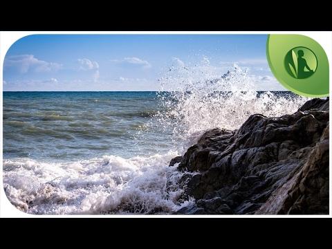 Música Relaxante para Acalmar a Mente e Relaxar ૐ Musica para Dormir com Sons das Ondas do Mar