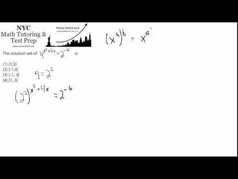 [Full Download] Exponents With Common Base Algebra 2