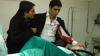 Polat Elif için hastaneye gidiyor