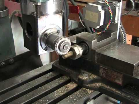 Cutting 10 Degree Helical Gear Youtube
