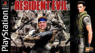 Resident Evil (1996) | Chris Scenario - Part 2