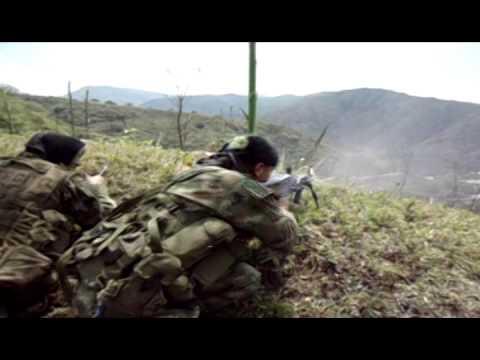 Combates en el Cauca