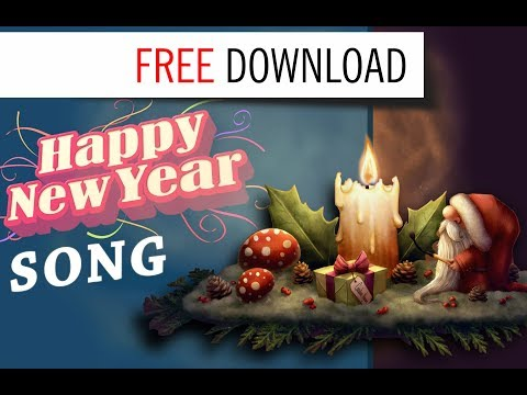 NEW YEAR / New Year FREE music / Holiday FREE track - Royalty free stock music by Synthezx