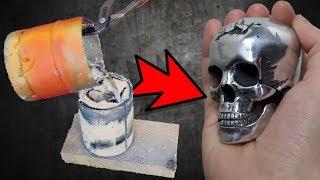 Fabriquer un crâne en métal ????