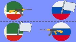 Чеченская война : РОССИЙСКИЙ и ЧЕЧЕНСКИЙ взгляды