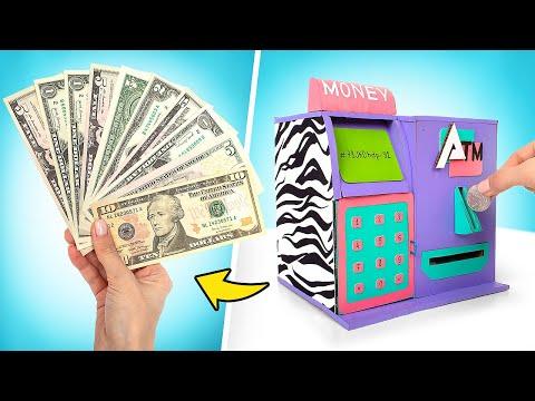 Lắp ghép Cây ATM Bìa Cứng Cực Ngầu | Foci