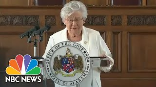 Alabama Is Lifting Their Mask Mandate In Early April | NBC News NOW