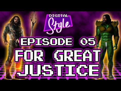 [Digital Style] For Great Justice