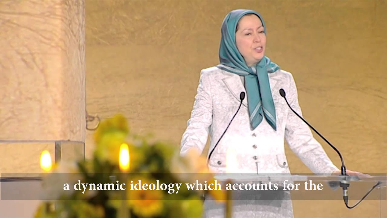 No compulsory religion-  Excerpts of remarks by Maryam Rajavi -Ramazan-  Paris – July 3, 2015