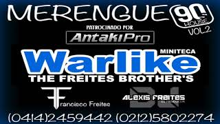 Merengue House 90's Vol.2 - Miniteca Warlike - The Freites Brother's