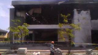 Muslim owned business demolished by BBS - no limit