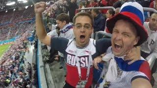 Матч Россия Египет  2018 обзор глазами болельщика сборной России