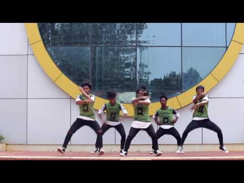 Krumping Song With Krumping & Hiphop Dance Choreograph By Poping Boy Dev (Rajesh)...