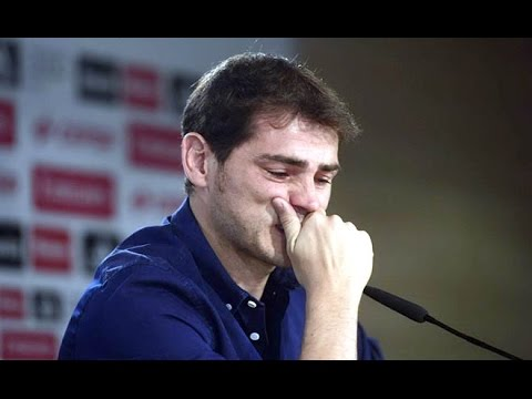 Iker Casillas-Legend Of Real Madrid