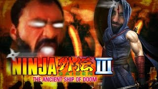 Ninja Gaiden 3 PT#08 - Tamo quase finalizando, só falta o jogo deixar
