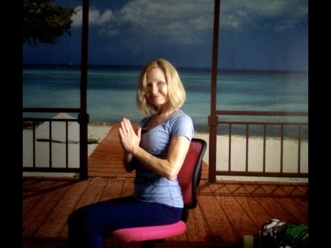 Yoga for All - A Chair Supported Practice (New Version)