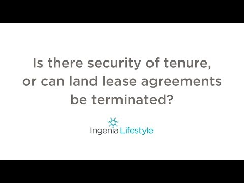 FAQ: Can Your Land Lease Agreement be Terminated?
