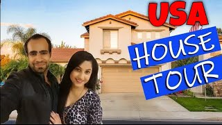 HOUSE TOUR | Our FIRST House in USA | Home Sweet Home | Our American Dream Vlog