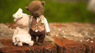 Свадебные мишки тедди. Необычное и запоминающееся украшения на свадьбе)